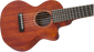 Gretsch G9126 A.C.E. Guitar-Ukulele Acoustic-Cutaway-Electric with Gig Bag Fishman Kula Pickup Honey Mahogany Stain
