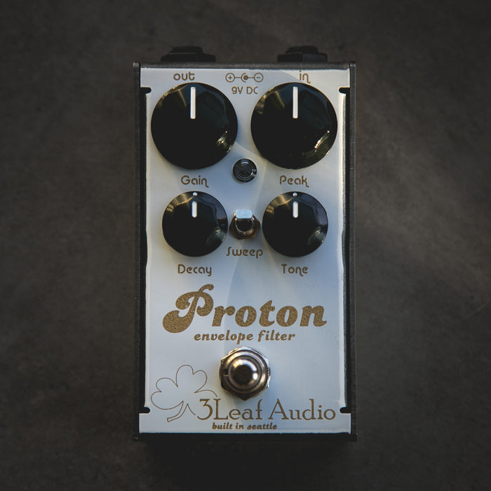 3Leaf Audio Proton V3 Envelope Filter Guitar Pedal