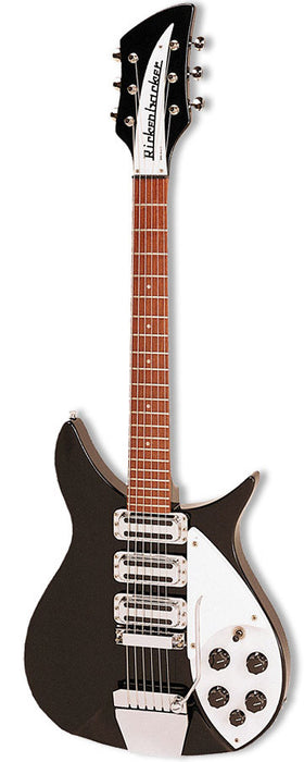 Rickenbacker 325 Miami Six String Jetglo Guitar With OHSC