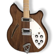Rickenbacker 360/12W 12-string Walnut Electric Guitar With Case