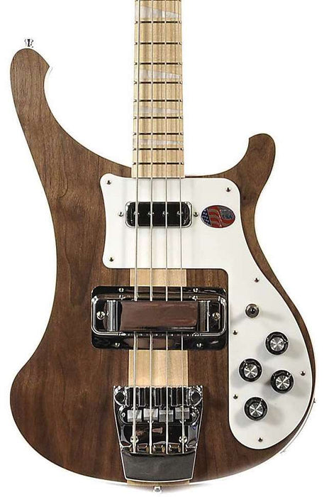 Rickenbacker 4003W Walnut Bass Guitar With OHSC