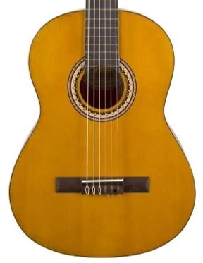 Valencia 200 Series 4/4 Size Natural Nylon Acoustic Guitar  - VC204H-U