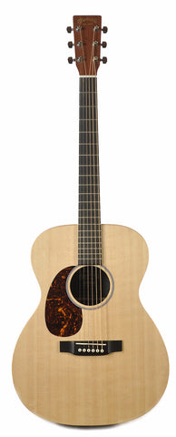 Martin 00X-1AE Acoustic Electric Guitar Natural Left Handed
