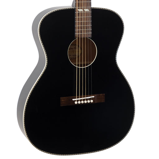 Recording King ROS-7-MBK Dirty 30's Series 7 000 Guitar Matte Black