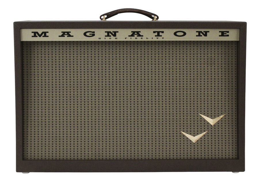 Magnatone Twilighter Stereo 2x12 Guitar Amp Combo