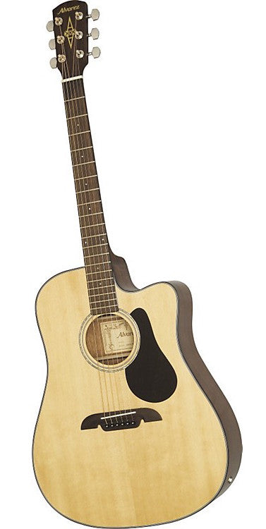 Alvarez RD-210C Electric Acoustic Guitar with Cutaway