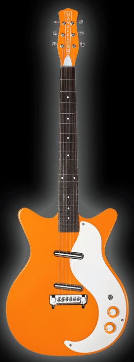 Danelectro '59 MOD NOS Orange