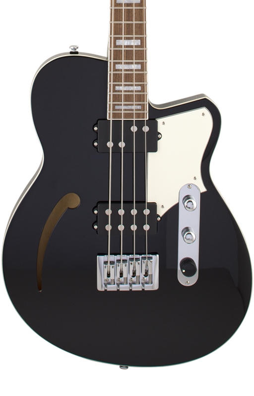 Reverend Dub King Electric Bass Guitar Black