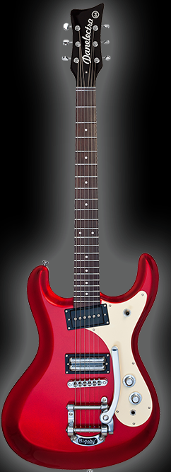 Danelectro The 64 Electric Guitar Candy Apple Red