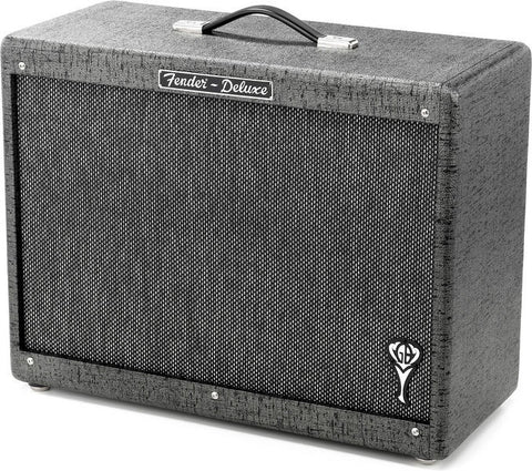Fender GB Hot Rod Deluxe Black Tube Guitar Amplifier George Benson