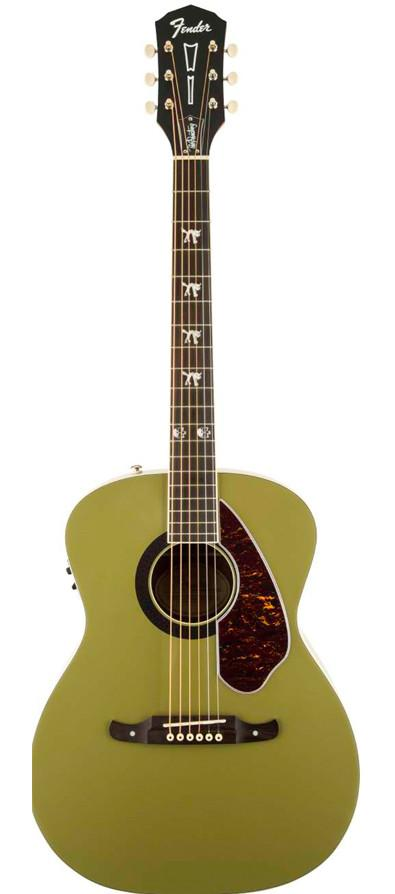 Fender Tim Armstrong Hellcat Honor Green Limited Edition