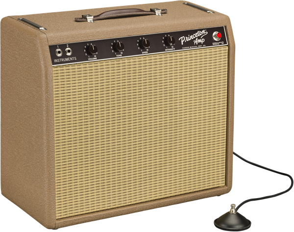 Fender '62 Princeton Chris Stapleton Edition 1x12 6V6 Tube Combo Guitar Amp