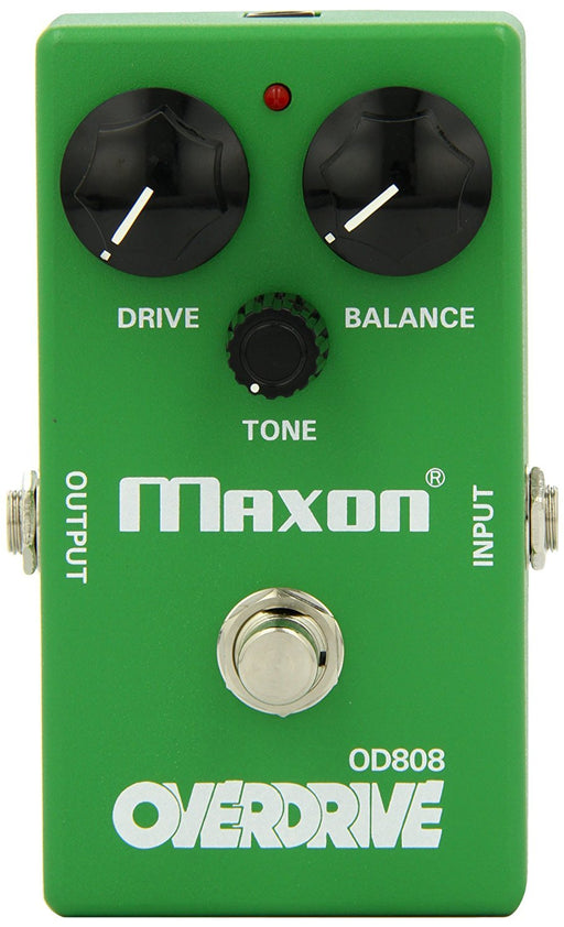 Maxon OD808 Overdrive Guitar Effect Pedal
