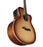 Alvarez ABT60CE-8SHB Artist 8-String Acoustic Electric Baritone Shadowburst IN STOCK