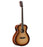 Alvarez ABT-60ESHB Baritone Electric/Acoustic Guitar Shadowburst