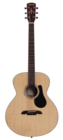 Alvarez ABT-60E Baritone Electric/Acoustic Guitar