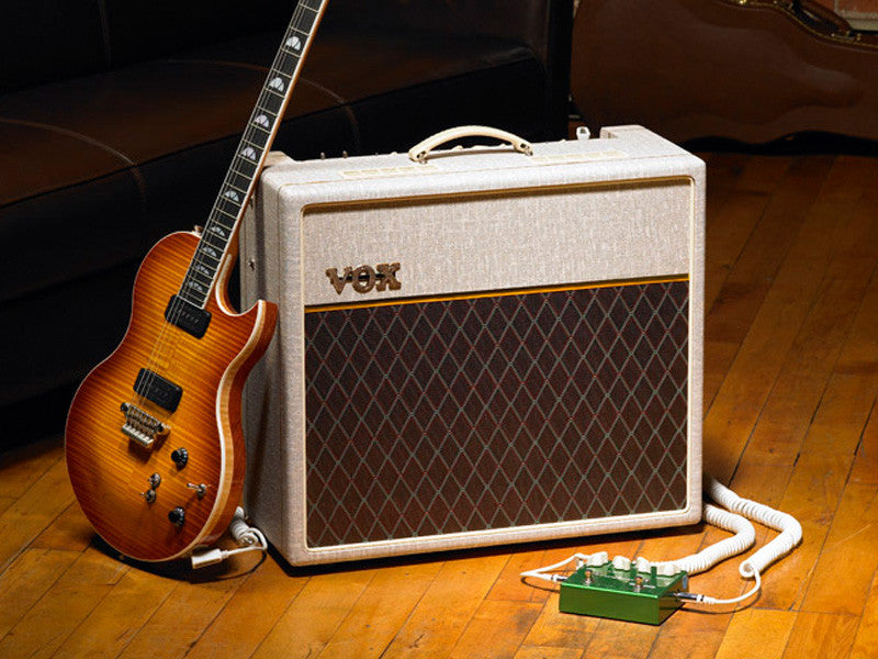 Vox AC15 Hand-Wired Combo Guitar Amplifier