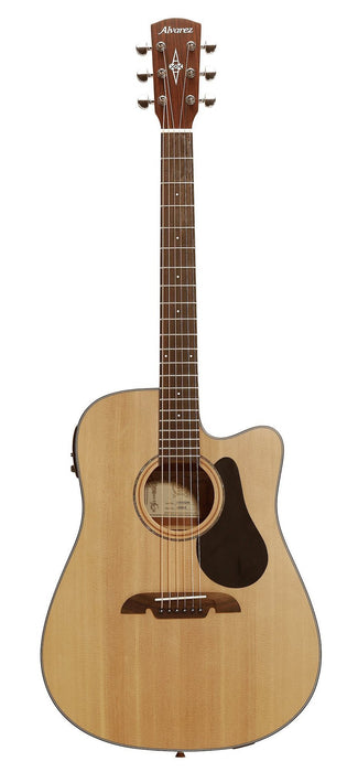 Alvarez AD-30CE Dreadnought Size Steel String Cutaway Acoustic/Electric Guitar