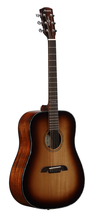 Alvarez 50th Anniversary ADA-1965 Dreadnought Acoustic Guitar  Sunburst