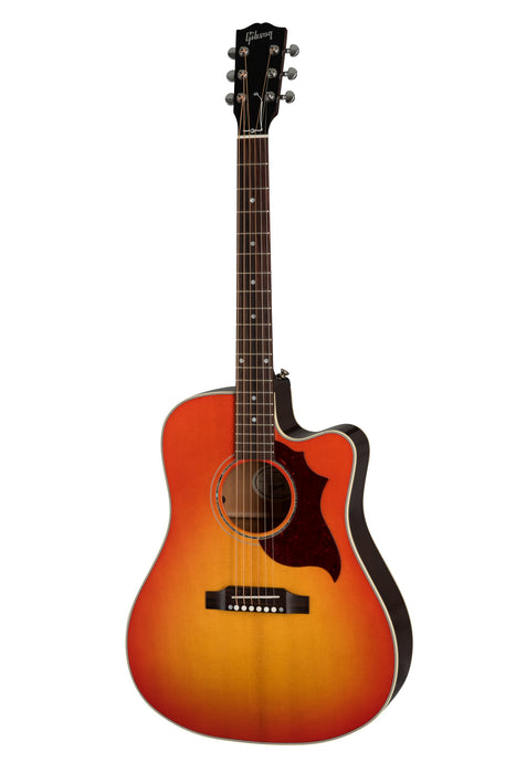 Gibson Hummingbird M Mahogany Light Cherry Sunburst Acoustic Guitar With Case