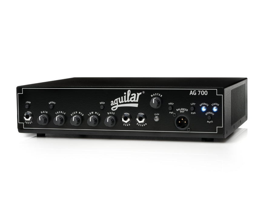 Aguilar AG 700 Super Light Amp Head