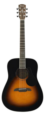 Alvarez AD60SB Sunburst Acoustic Dreadnaught Guitar