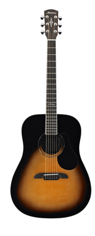 Alvarez AD70SB Sunburst Dreadnaught Acoustic Guitar