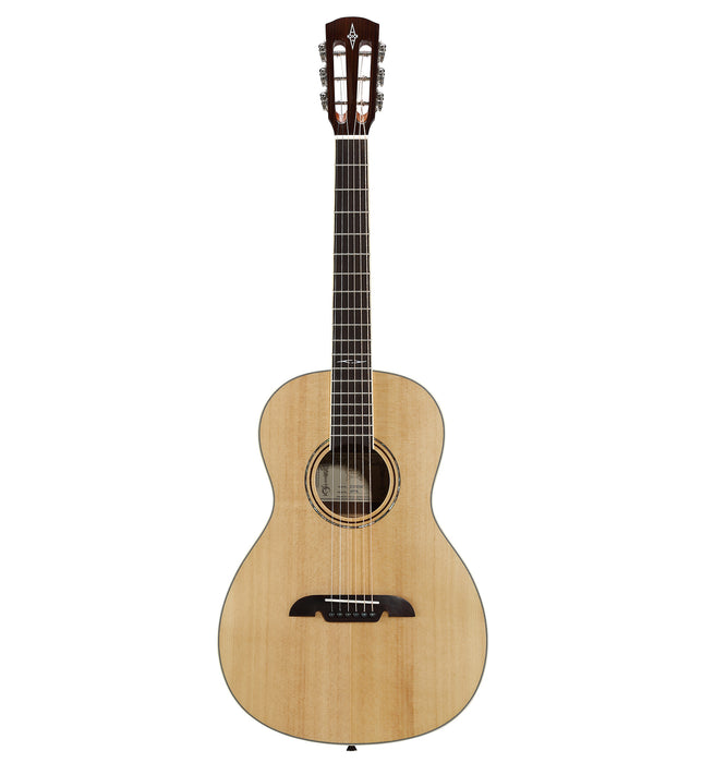 alvarez artist ap70 wl parlor size left handed acoustic guitar natural. Black Bedroom Furniture Sets. Home Design Ideas