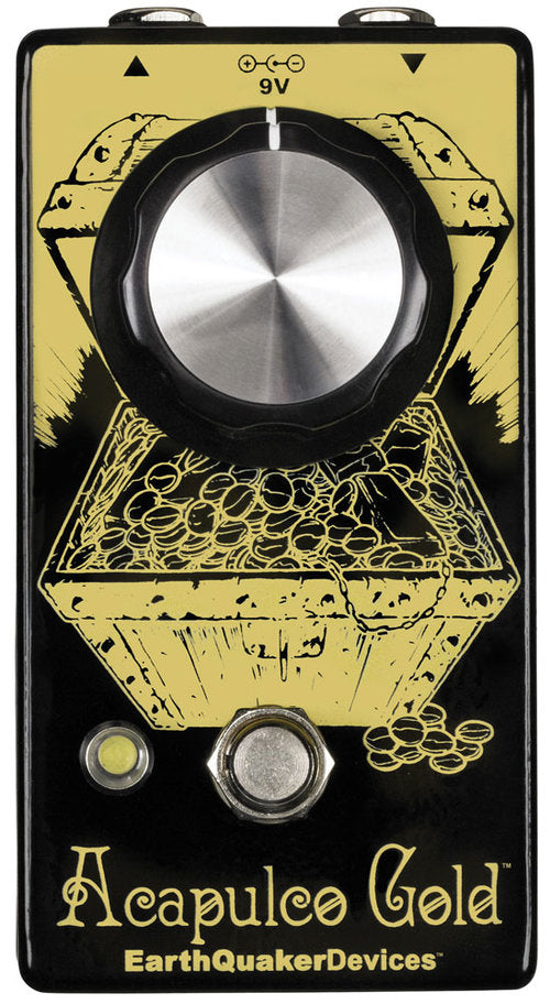 Earthquaker Devices Acapulco Gold Distortion/Fuzz Guitar Pedal V2