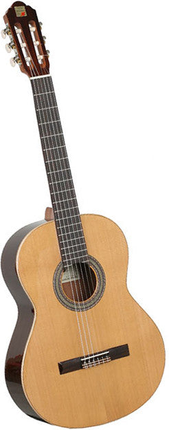 Alhambra Model 1C Classical Guitar Nylon String Made In Spain Mahogany Indian Rosewood