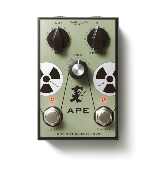 J Rockett Audio Designs Ape Analog Preamp Guitar Effect Pedal
