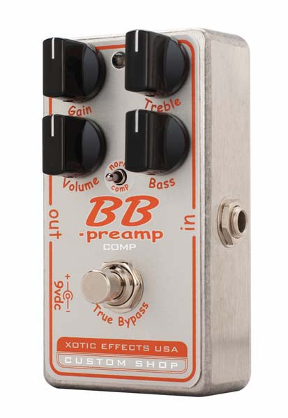 Xotic Effects BBP-Comp Compressor Guitar Pedal