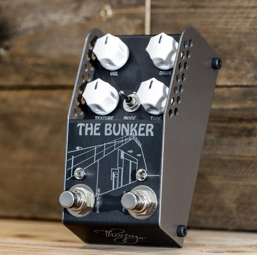 Thorpy FX The Bunker Overdrive Guitar Effect Pedal ThorpyFX PRE ORDER