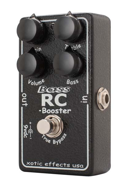 Xotic Effects Bass RC Bass Guitar Overdrive Booster Pedal