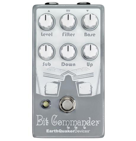 Earthquaker Devices Bit Commander Octave Synth Guitar Pedal