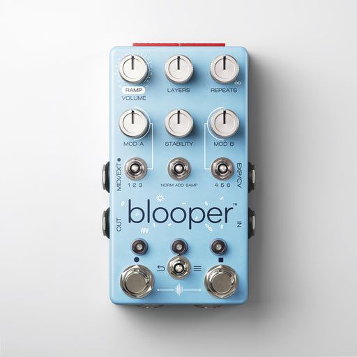 Chase Bliss Blooper Bottomless Looper Looping Guitar Effect Pedal PRE ORDER