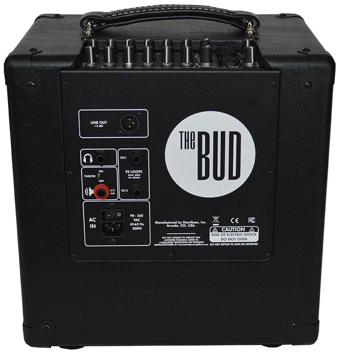 Henriksen The Bud Ten Combo Guitar Amplifier