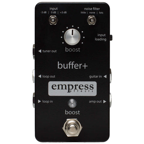 Empress Effects Buffer Plus Guitar Effect Pedal