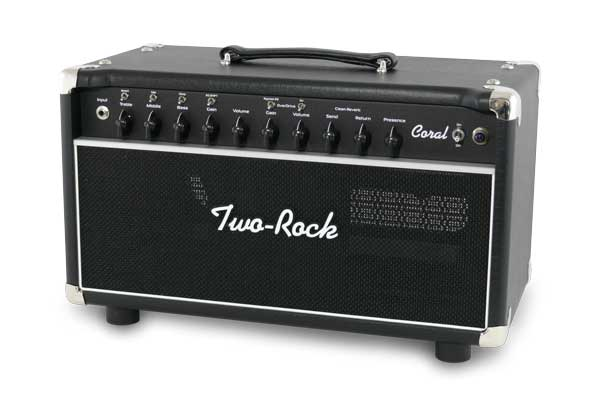 Two Rock Coral Guitar Amplifier Head