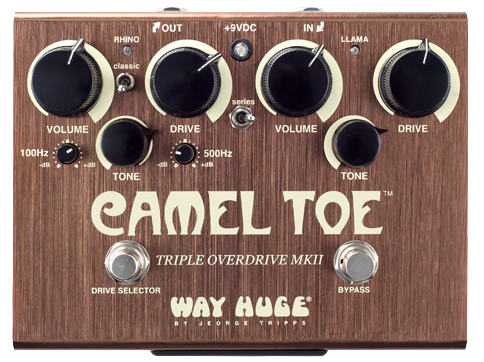 Way Huge Camel Toe Triple Overdrive MkII WHE209