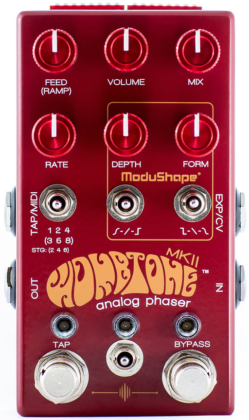 Chase Bliss Audio Wombtone mkII Analog Phaser Guitar Effect Pedal
