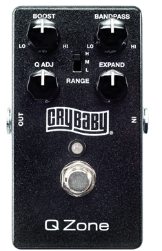 Dunlop CSP030 Crybaby QZone Auto Wah Guitar Pedal