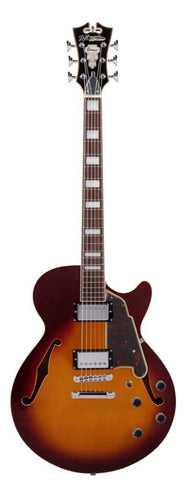 D'Angelico Kurt Rosenwinkel Signature Premier SS Semi-Hollowbody Electric Guitar (with Gig Bag)