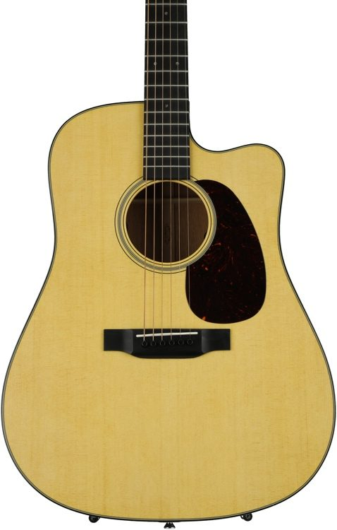 Martin DC-18E Sitka Spruce Top  Acoustic Electric Guitar