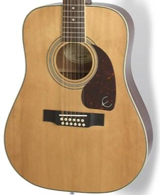 Epiphone DR-212 12-string Acoustic Guitar