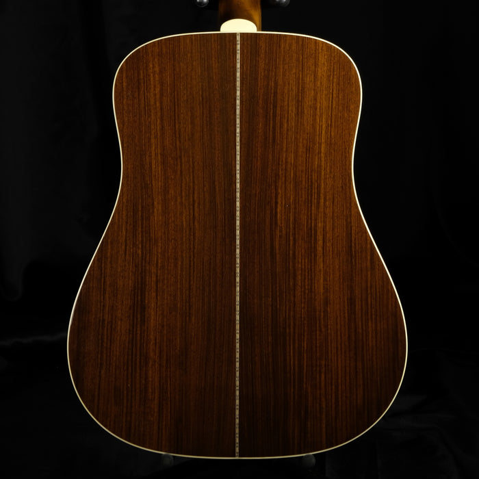 Used 2010 Guild D-50 Acoustic Guitar Natural W/ OHSC