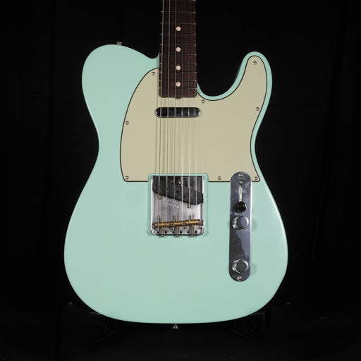 Fender Custom Shop '63 Telecaster Closet Classic Surf Green Pearl With Case