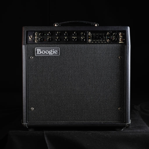 Used Mesa Boogie Mark V Thirty Five 35 112 Tube Guitar Combo Amp Black w/ Ftswtch & Cover