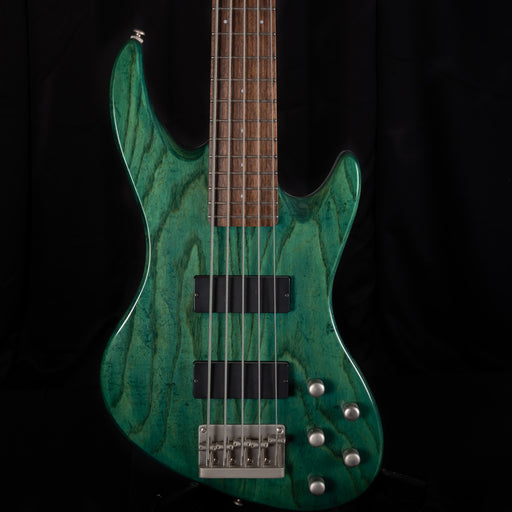 Used DeArmond Pilot Pro V Bass Transparent Green