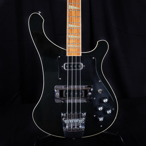 Vintage 1978 Rickenbacker 4001 JetGlo Bass Guitar With OHSC